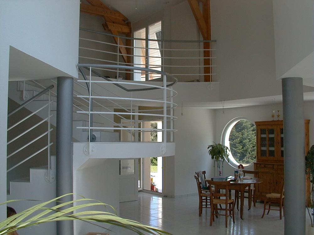 Maison R Architecte Robert Gomez Belfort